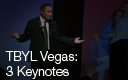 Sunday Keynotes: Kalin, Aaron, Tom Jr.